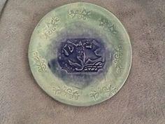 Love bird plate