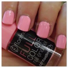 @flormarspain Colección Full Color--> FC03 Bubble gum #flormar #fullcolor #pink #nails #notd #manicure #nailart #polish #nailspolish #nailartadict #cutepolish #cool #fashion #nailideas #manicura #esmalte #uñas #unhas #nailsporn #blog #blogguer #blogasturias #bloggerasturias #beautyasturias #beauty #beautyblog