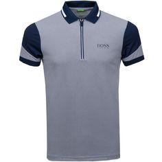 4e032f3f BOSS Green Prek Pro Night Watch | Polo Shirts | TRENDYGOLF.COM Polo Shirt  Outfits