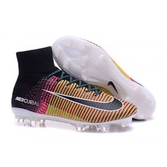 lowest price 63ca5 0fe72 Comprar Botas De Futbol Nike Mercurial Superfly V FG Flywire IV High Top  Hombre Baratas Online