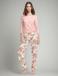 women'secret   Productos   Pijama largo