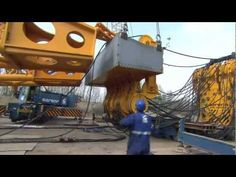 The real one: Sarens SGC-120 The Movie - YouTube