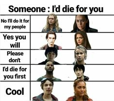Types of people in The 100 Cast, The 100 Show, It Cast, Best Friend Questions, Murphy The 100, Brother Presents, The 100 Quotes, The 100 Characters, Funny