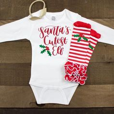 996e1ac529ae 493 Best Baby Christmas Outfits images in 2018 | Christmas baby ...