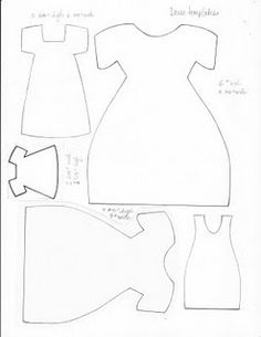 Baby shower dress invitation template diabetesmangfo baby mini dress templates tutorials n templates baby shower invitation stopboris Gallery