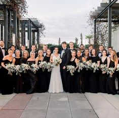 What a beautiful bridal party! This was such a unique wedding! Wedding Parties, Wedding Receptions, Bridesmaids, Bridesmaid Dresses, Wedding Dresses, Party Photos, Wedding Photos, Alabama Wedding Venues, Photography Ideas
