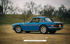 Why the Triumph TR6 Is Collectable - Photography by Josh Clason for Petrolicious
