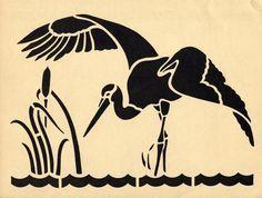 3d Pencil Drawings, Bird Drawings, Illustration Design Graphique, Graphic Illustration, Bird Silhouette Art, Mason Jar Art, Afrique Art, Cut Out Art, Bird Stencil