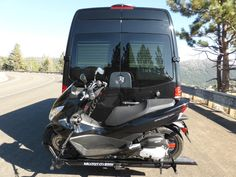John Wade's rig with MotoTote MTX m3 - I like it! John Wade, City Streets, All Over The World, Motorcycle, Camping, Adventure, Cars, Gallery, Vehicles