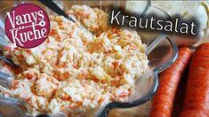 Schneller Krautsalat - Thermomix® - Rezept von Vanys Küche