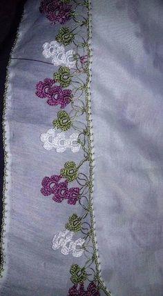 Crochet Purse Patterns, Crochet Purses, Crochet Borders, Diy And Crafts, Crochet Necklace, Knitting, Crochet Flowers, Dish Towels, Craft