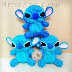 Little Stitch   #Ecuador #Guayaquil #crochet #Disney #stitch #amigurumi