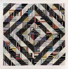 5 | These Traditional-Looking Quilts Are Made Of Film Strips | Co.Design | business + design