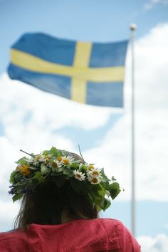 In Sweden, a country that's cold and dark for much of the year, celebrating the sun is of the utmost importance