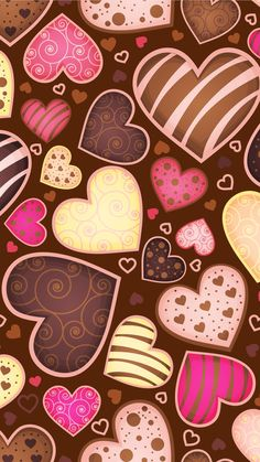 Best Cool Wallpapers Love for iPhone Background HD Heart Wallpaper, Love Wallpaper, Cellphone Wallpaper, Pattern Wallpaper, Wallpaper Backgrounds, Iphone Wallpaper, Scrapbook Paper, Scrapbooking, Holiday Wallpaper