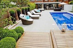 How to Design a Pool Area