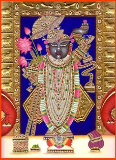 gardenofthefareast:  Shri Nath Ji
