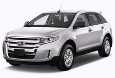 Ford SUV Names of 2014 Models-2014 Ford Edge