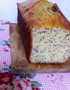 Cake-citron-pavot de Cojean