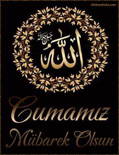 Yeni bir güne daha gözlerimizi açtığımız ve   elimizdeki tüm imkanlar için Allah'a şükürler olsun.   Hayırlı Nurlu Cumalar     Cuma Gi... Islamic Phrases, Islamic Art, Mecca Wallpaper, Learn Arabic Alphabet, Rose Frame, Jumma Mubarak, Allah Islam, Mandala Drawing, Calligraphy