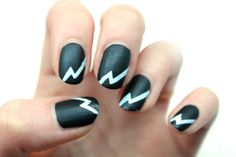 Revlon Chalkboard Nail Art Review from:wrappedupinrainbows.blogspot.co.uk