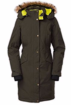 The North Face W Tremaya Parka Faux Fur Hood Waterproof Down Coat MSRP $420 NEW | Clothing, Shoes & Accessories, Women's Clothing, Coats & Jackets | eBay!