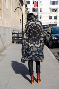 that coat....