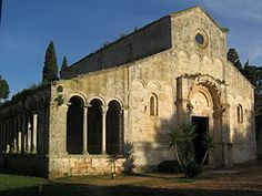 Chiesa di Santa Maria di Cerrate