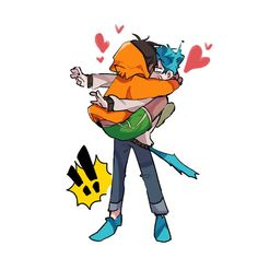 Anime Vs Cartoon, Cartoon Ships, Cartoon Art, Kawaii Chibi, Kawaii Anime, Adventures Of Gumball, Cartoon Characters As Humans, Cartoon Crossovers, Dibujos Cute