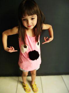 Llevo el invierno: Create a funny t-shirt for kids ! D.I.Y.