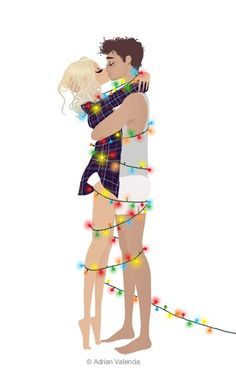 Hope you get that kiss you were waiting for... Happy New Year!  AVx:
