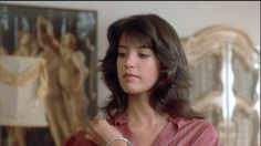 Kris (Phoebe Cates) from Private School
