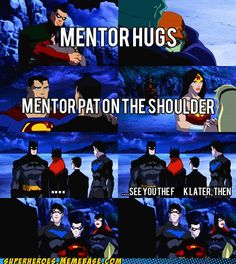 How Batman shows affection in Young Justice Tim Drake, Gotham City, Nananana Batman, I Am Batman, Funny Batman, Batman Stuff, Batman Humor, Marvel Funny, Batman Robin