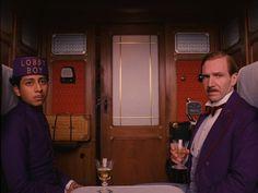 El gran hotel Budapest (2014) - IMDb