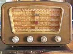 ANTIGUIDADE - Rádio Semp, Década de 40. Valvulado e Funcionando! - Campinas