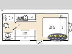 2016 New Coachmen Rv Clipper Ultra-Lite 17FQ Travel Trailer in Nebraska NE.Recreational Vehicle, rv, Will deliver anywhere in the continental US. Please call or email for delivery quote.
