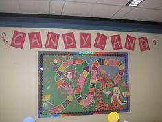 Candyland Bulletin Board 2009 by kcmunda, via Flickr