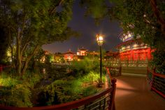 Epcot - Off the Beaten Path by SpreadTheMagic, via Flickr