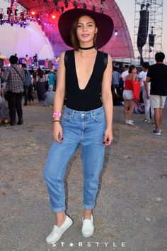 See Who We Spotted at Good Vybes Fest 2016 Lovi Poe, Filipina, Star Fashion, Good Music, Summertime, Queens, Mom Jeans, Faces, Drop