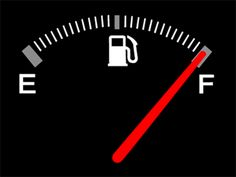Keeping a full tank keeps your car healthy by preventing sediment from being sucked into the fuel pump