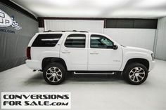 2012 Chevrolet Tahoe LT Lifted Truck