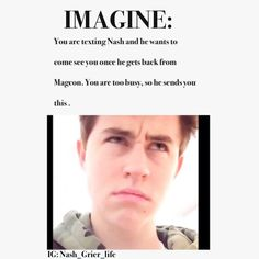 Awe Nashley I would always make time for you!