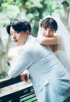nguồn @Chloe Pre Wedding Poses, Pre Wedding Photoshoot, Wedding Shoot, Wedding Couples, Cute Couples, Film Photography, Couple Photography, Wedding Photography, Outdoor Couple