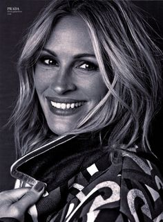 #JuliaRoberts by Michelangelo Di Battista for #InStyleUS September 2014