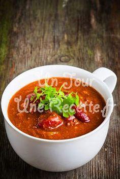 Recette Chili con carne facile (Mexicain)