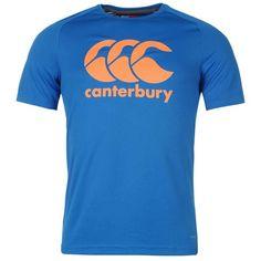 Canterbury | Canterbury Essential Crew T-shirt Mens | Mens Training T-shirts