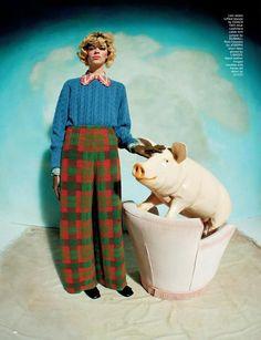 Portrait of a Lady | LOVE Magazine | Tim Walker