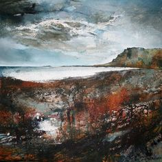 Landscape Paintings and photographs : There is some brilliant light here STEWART EDMONDSON