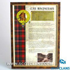 MacPherson Clan Hist