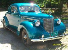 1938 Chrysler Royal Coupe